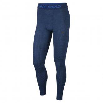Pánské legíny Nike Pro - modré