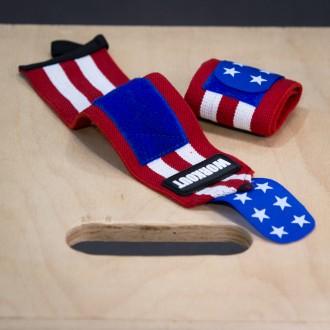Bandáže zápěstí 30 cm WORKOUT - American