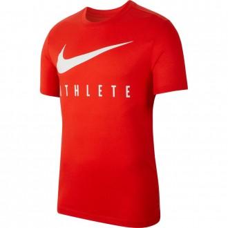 Pánské tričko Nike Athlete - červeno/bílé