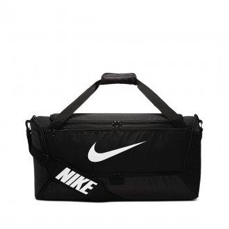 Tréninková taška Nike Brasilia 60l - medium černá