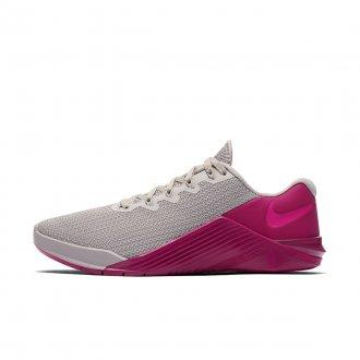 Dámské boty Nike Metcon 5 - růžové