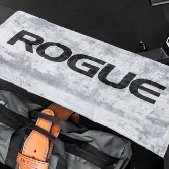 Ručník Rogue - šedivý