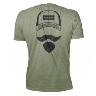 Pánské tričko Josh Bridges Stache Shirt