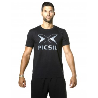 Pánské tričko Picsil - Black Logo