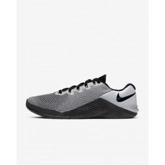Dámské boty Nike Metcon 5 X stříbrno-šedé