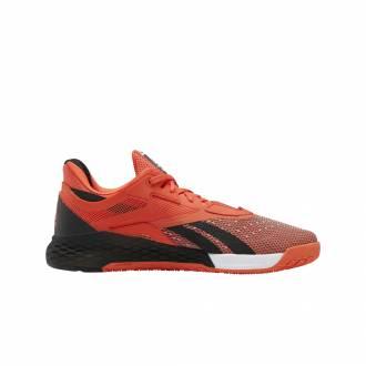 Pánské boty Reebok CrossFit Nano X - oranžová/černá - EF7270