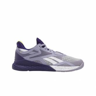 Dámské boty Reebok CrossFit Nano X - gray/purple - EF7531