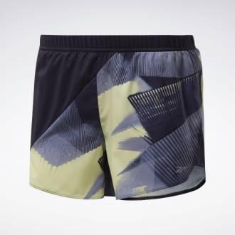 Dámské šortky RE 4 IN SHORT - GRAPHIC - FJ3975
