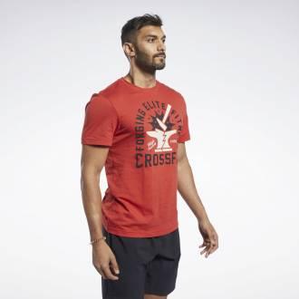 Pánské tričko Reebok CrossFit Anvil Tee - FJ5278