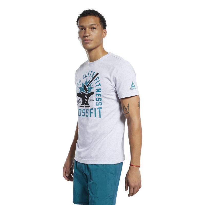 Pánské tričko Reebok CrossFit Anvil Tee - FK4334