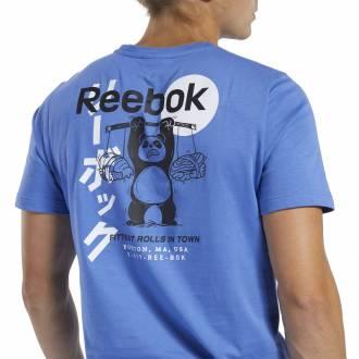 Pánské tričko GS Panda Crew Tee - FK6019
