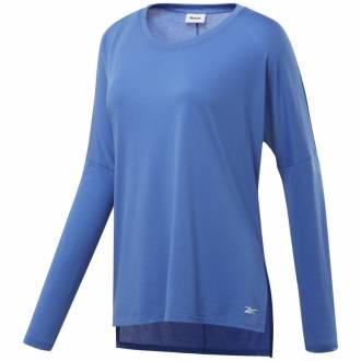 Dámské tričko Workout SUPREMIUM LONG SLEEVE - FL3741