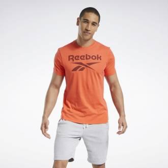 Pánské tričko GS Reebok Stacked Tee - FP9143