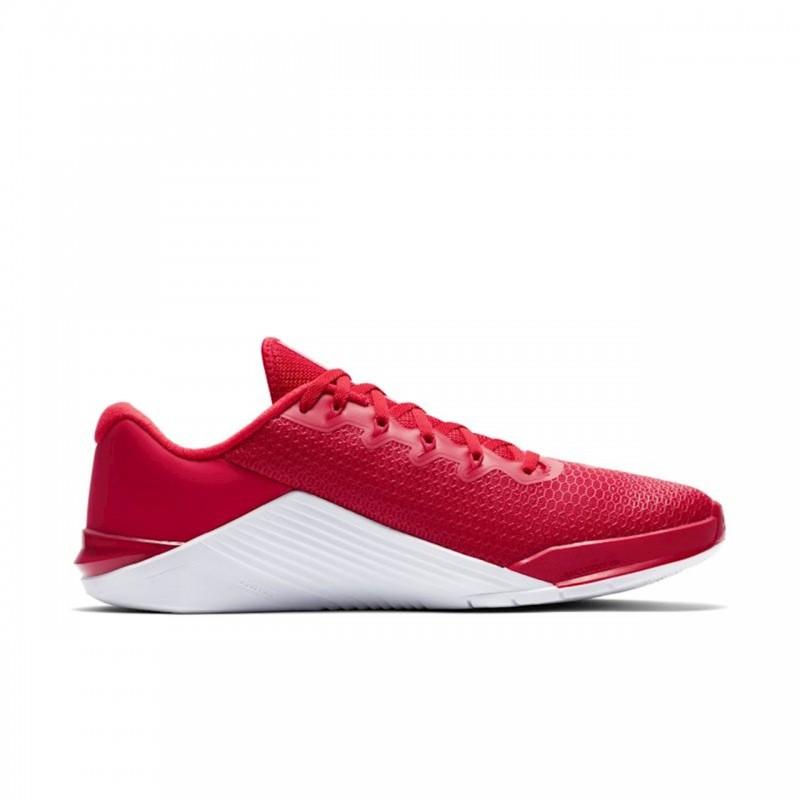 Pánské boty Nike Metcon 5 - červená