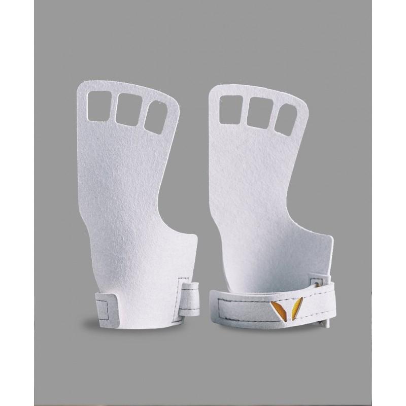 Pánské mozolníky X2 3-Finger Victory Grips - chalk