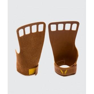 Pánské kožené mozolníky Victory grips 4-Finger