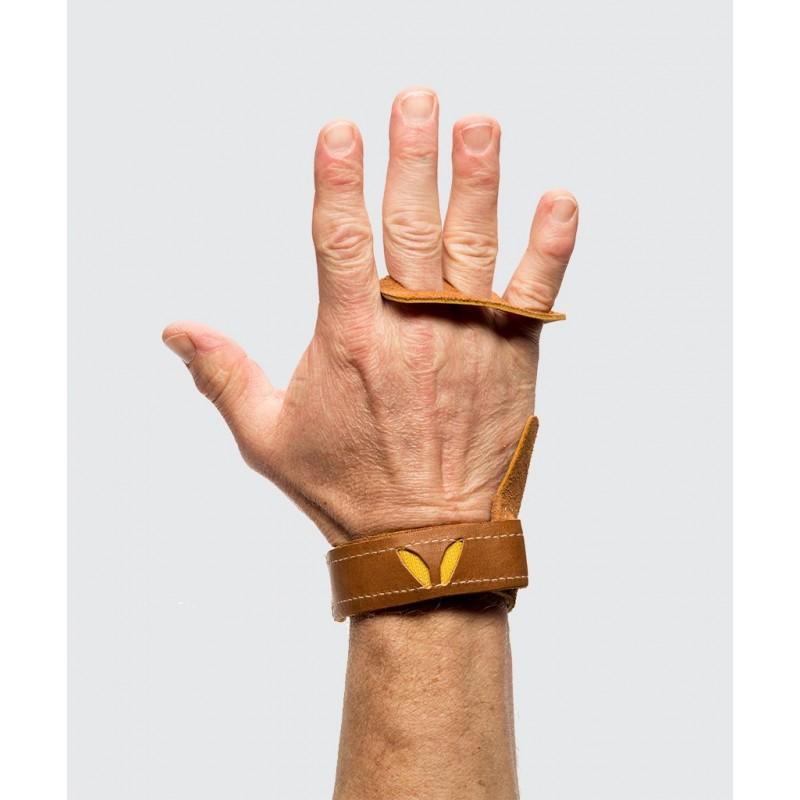 Pánské kožené mozolníky 3-Finger Victory Grips
