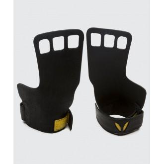 Pánské kožené mozolníky 3-Finger Victory Grips - black