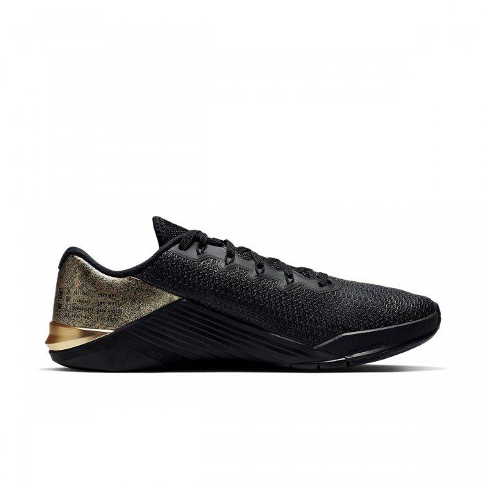 Pánské boty Nike Metcon 5 + černo-zlaté