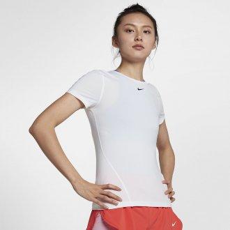 Dámské tričko W NP 365 TOP SS ESSENTIAL - bílé