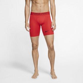 Pánské šortky Nike Pro Mens Training - červené