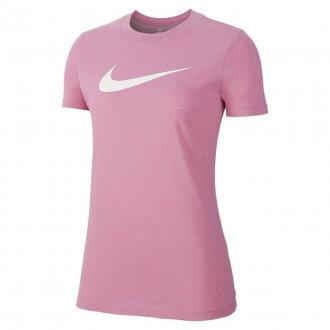 Dámské tréninkové tričko Nike Dri-FIT pink