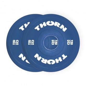 Frakční kotouče ThornFit - 2x 2 Kg