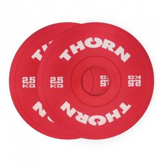 Frakční kotouče ThornFit - 2x 2,5 Kg