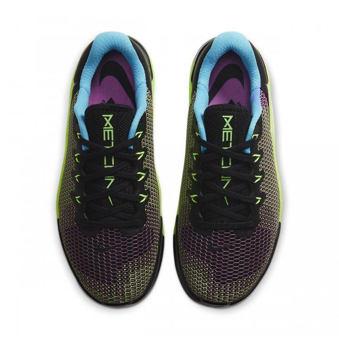 Dámské tréninkové boty Nike Metcon 5 AMP black/green/pink