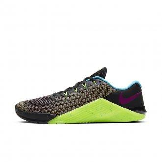 Pánské boty Nike Metcon 5 AMP black/green/pink