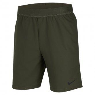Pánské šortky Nike Pro Flex khaki
