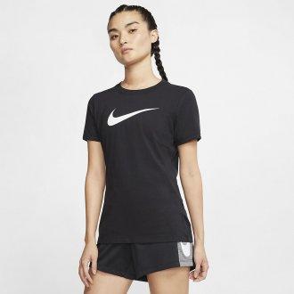 Dámské tréninkové tričko Nike Dri-FIT black