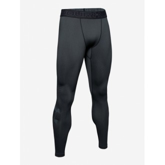 Mens ColdGear Armour Leggings gray