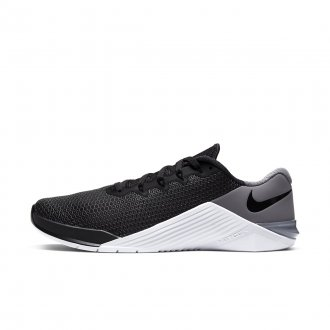 Pánské boty Nike Metcon 5 - černo/šedo/bílá