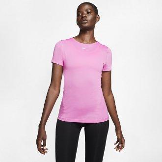 Dámské tričko Nike Pro - růžová