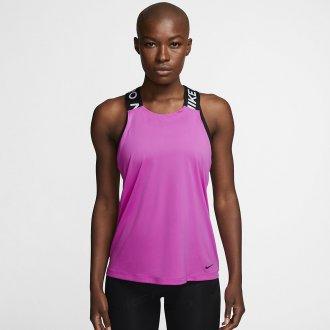 Dámský top Nike Pro - růžové