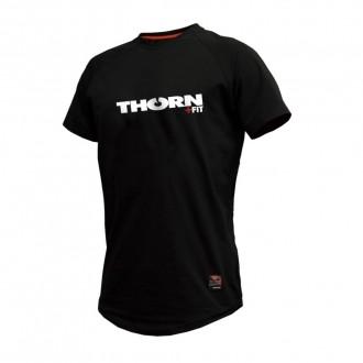Pánské tričko Thornfit Team - black