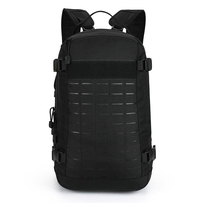 Taktický tréninkový batoh MOLLE - černý