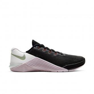 Dámské boty Nike Metcon 5 - černo-pistáciové