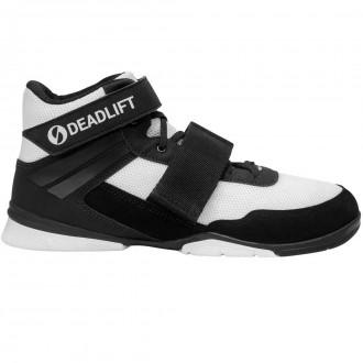 Pánské boty Sabo deadlift PRO bílé