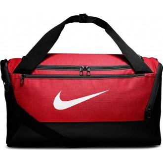 Taška přes rameno Nike Brasilia - červena - velikost S