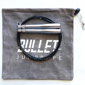 Top švihadlo bullet comp electric-blue EliteSRS