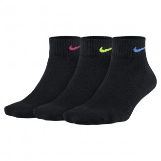 Dámské ponožky Nike Everyday Cushioned Ankle  - 3 páry