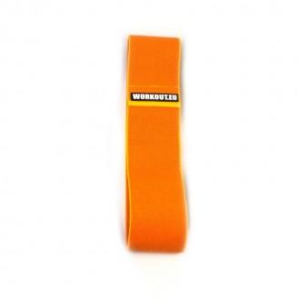 Textilní odporová guma - oranžová