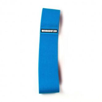 Textilní odporová guma - modrá