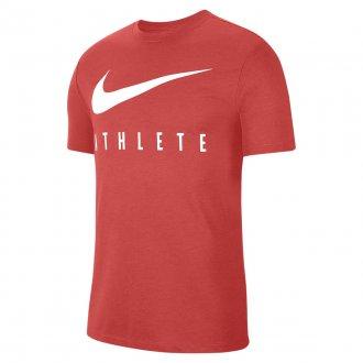 Pánské tričko Nike Dri-FIT Mens Training - červené