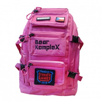 Batoh Bear KompleX Mini Military Backpack - 25l - růžový