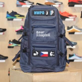 Batoh Bear KompleX Military - standard  navy