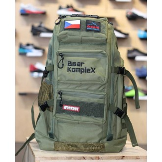 Batoh Bear KompleX Military standard - green