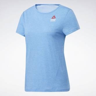 Dámské tričko Reebok CrossFit AC + Cotton Tee Games - FS7604